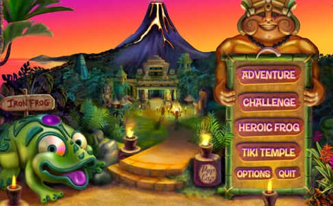 download game PC Zuma Revenge full version