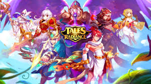 Tales of Radiance (Android iOS APK) - Idle RPG Gameplay - YouTube