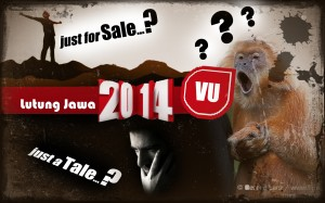 "Ilustrasi Esay "" Lutung: Terjepit Di antara Just A Tale dan Just For Sale?"""